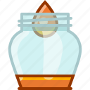 beekeeping, drop, filling, garden, health, honey, yumminky icon