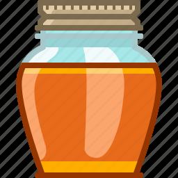 beekeeping, garden, glass, honey, natural, sweet, yumminky icon