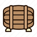 ale, barrel, beer, beverage, brewery, hop, oktoberfest icon