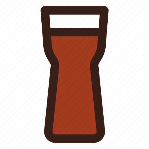 beer, brewing, glass, pint icon