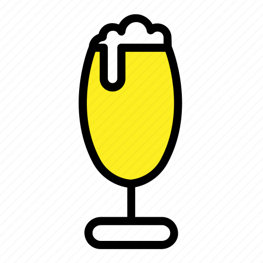 alcohol, bar, beer, drinks, glass, party, pub icon