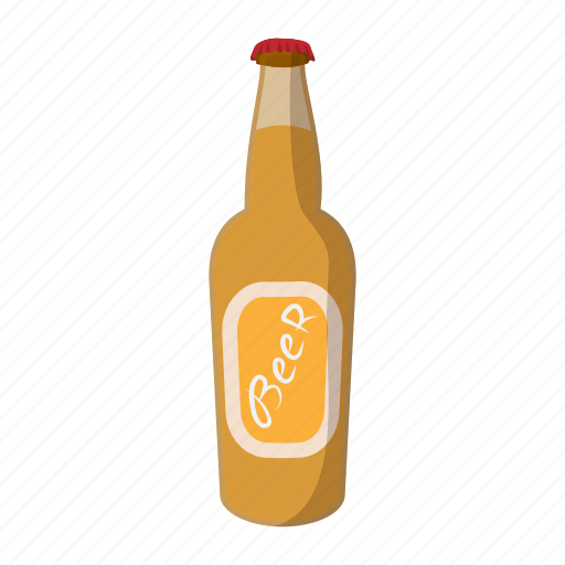 alcohol, beer, cap, cartoon, cool, lager, light icon