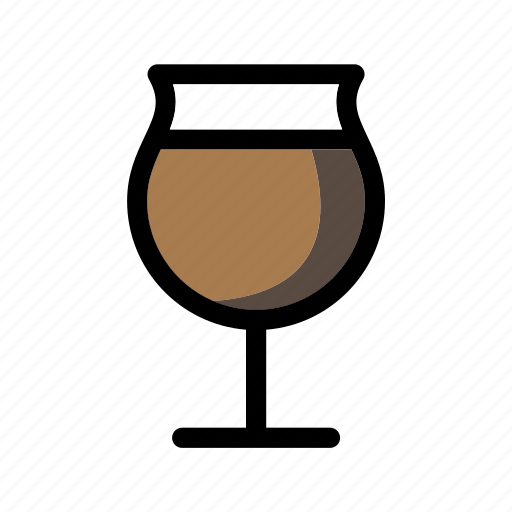 alcohol, beer, belgian, beverage, drink, glass, tulip icon