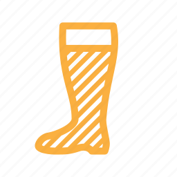 alcohol, beer, beverage, boot, drink, glass, lager icon