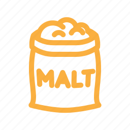 alcohol, barley, beer, beverage, brewing, malt, wheat icon