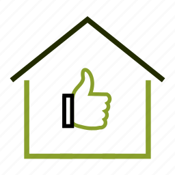 apartment, building, feedback, house, property icon