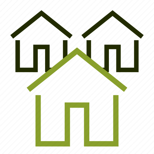 architecture, building, counstruction, home, loan icon