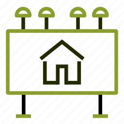home, house, information, loan, rent icon