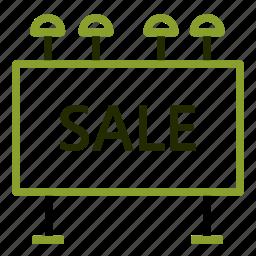 estate, house, information, property, sale icon