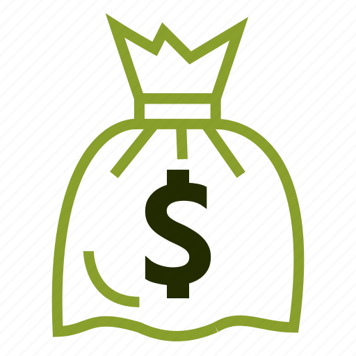 budget, financial, money, purse, saving icon