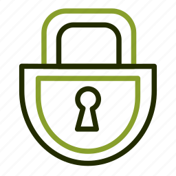 lock, padlock, privacy, protection, secure icon