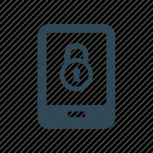 anti, lock, mobile, service, theft icon icon