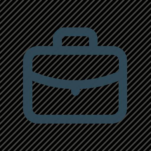 dollar, money, suitcase icon icon