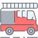 burn, engine, extinguisher, fire, flames, security, urgent icon