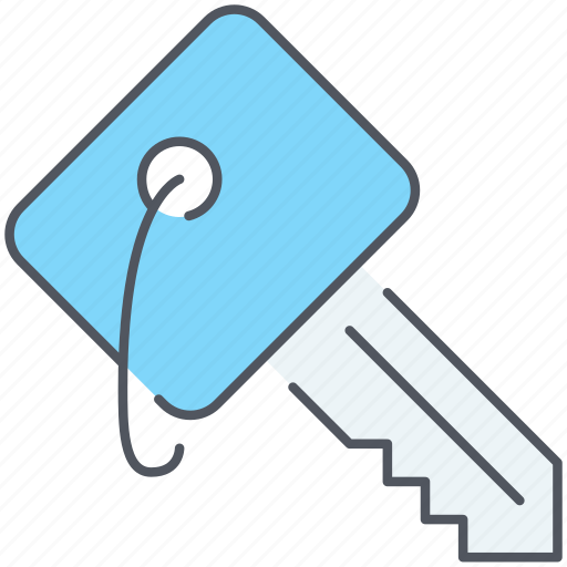 access, key, password, privacy, protection, security, unlock icon