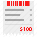 bill, business, currency, dollar, money, payment, seo icon