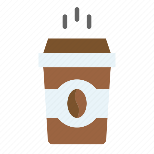 beverage, coffee, coffee to go, cup, drink, take away icon