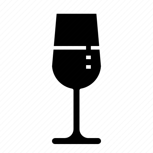 dinner, drink, glass, sherry, wine icon