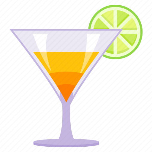 alcohol, beverage, drink, glass, martini, party icon