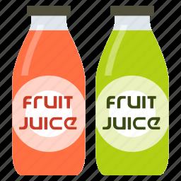 beverage, bottle, drink, fruit, healthy, juice icon