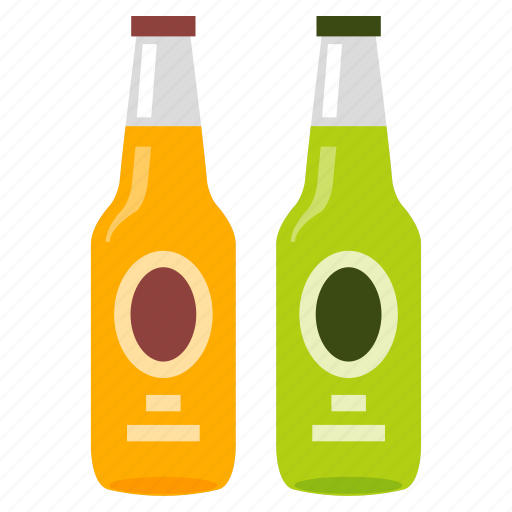 beverage, bottle, drink, party, soda, sweet icon