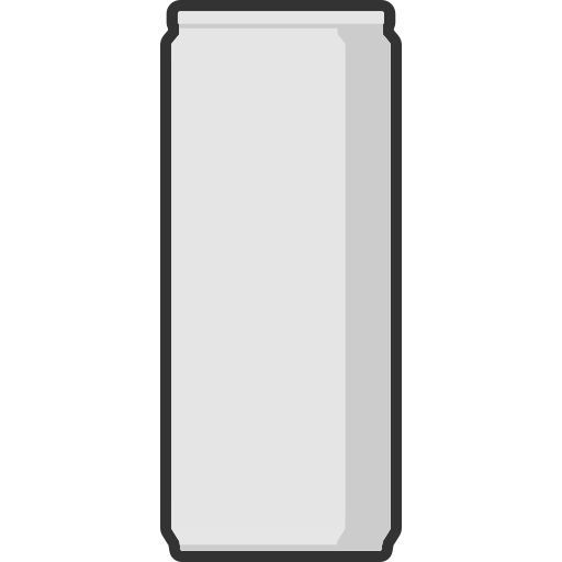 Beverage, can, drink, food, packaging, soda, soft drink icon - Free download
