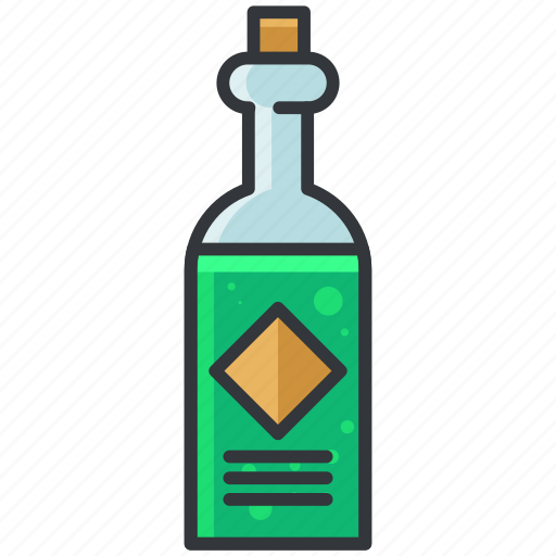 alcohol, beverage, bottle, cocktail, drink icon