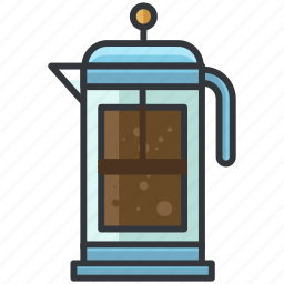 beverage, coffee, drink, hot, maker icon