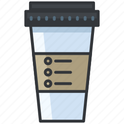 beverage, coffee, container, drink, hot, tea icon