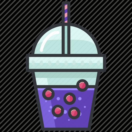 beverage, container, drink, milk, milkshake, shake icon