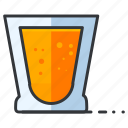 shot, alcohol, beverage, drink, glass icon