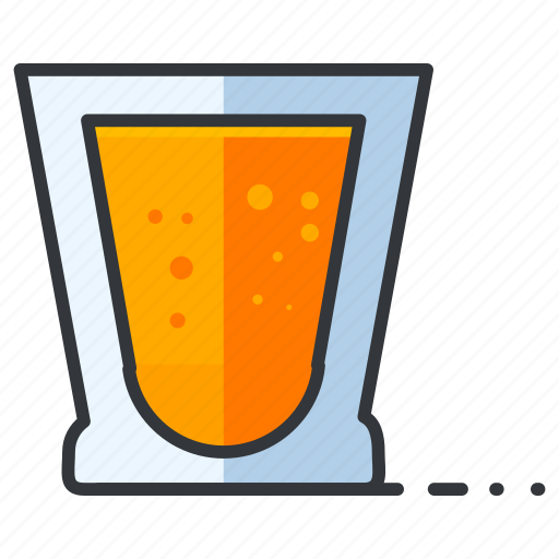alcohol, beverage, drink, glass, shot icon
