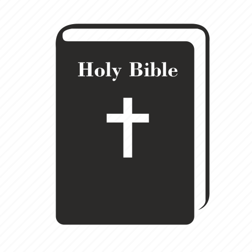 bible, book, holy, religion icon