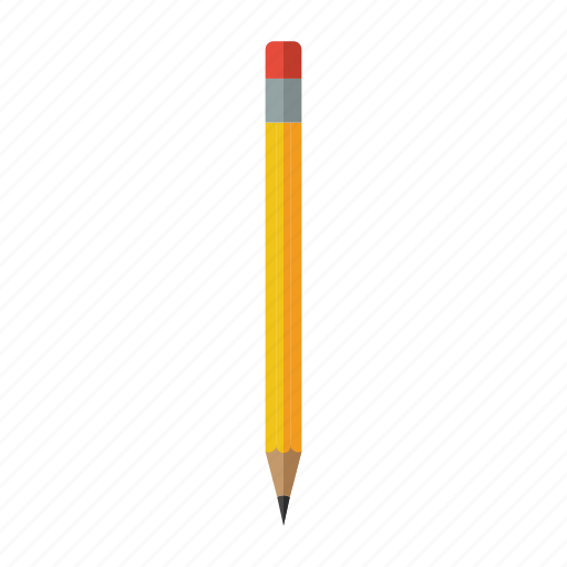document, edit, office, pencil, school, write, yellow icon