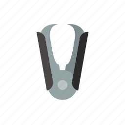 claw, office, remove, remover, staple, supplies, undo icon