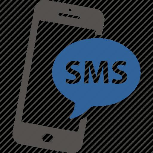 dialog, media, message, phone, smart, sms, talk icon