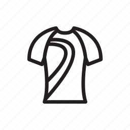 bicycle, bicycle cloth, bike cloth, roadbike cloth icon