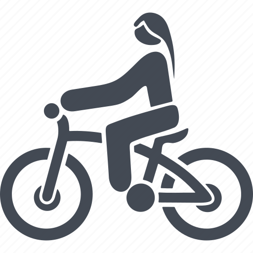 bicycle, bike, cycle, cycling, cyclist, sport, transport icon