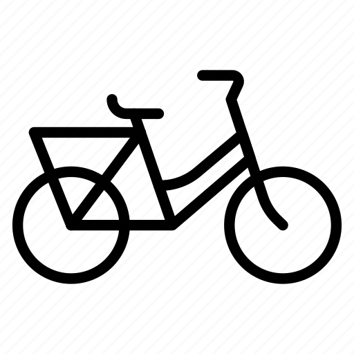 Bicycle, bike, cycle, transport, vintage icon - Download on Iconfinder