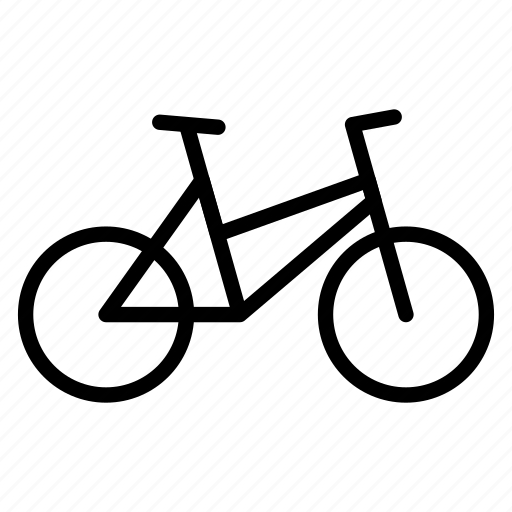 bicycle, bike, cycle, sport, transport icon