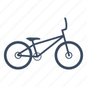 bicycle, bike, bmx, cycle, cycling, sport icon