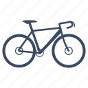 bicycle, bike, cycle, cycling, cyclocross, sport icon
