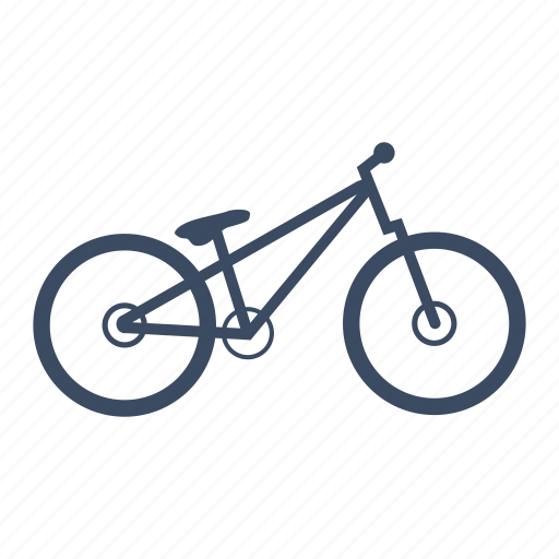 bicycle, bike, cycle, cycling, dirt, sport icon