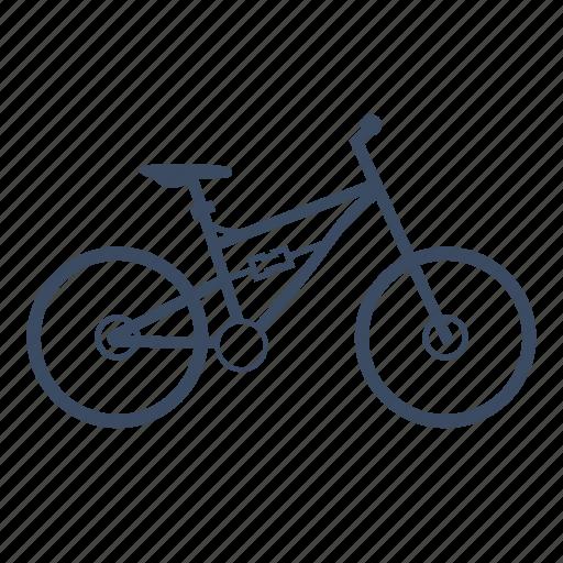 atb, bicycle, bike, cycle, mauntain, mtb icon