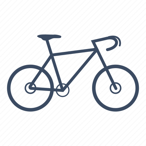bicycle, bike, cycle, cycling, racing, road, sport icon