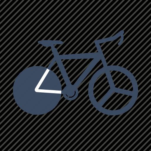 bicycle, bike, cycle, cycling, sport, triathlon icon