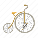 bicycle, bike, eco, retro, transportation, vehicle icon