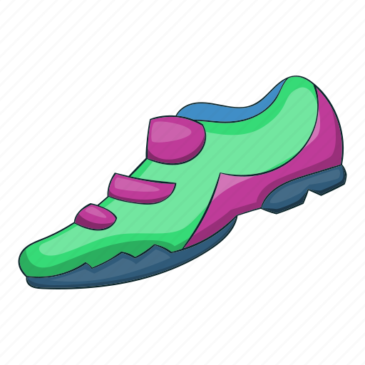 Activity, bicycle, bike, cartoon, shoe, sign, sneaker icon - Download on Iconfinder
