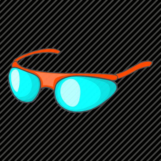 Cartoon, glasses, goggles, sport, sun, sunglasses, travel icon - Download on Iconfinder