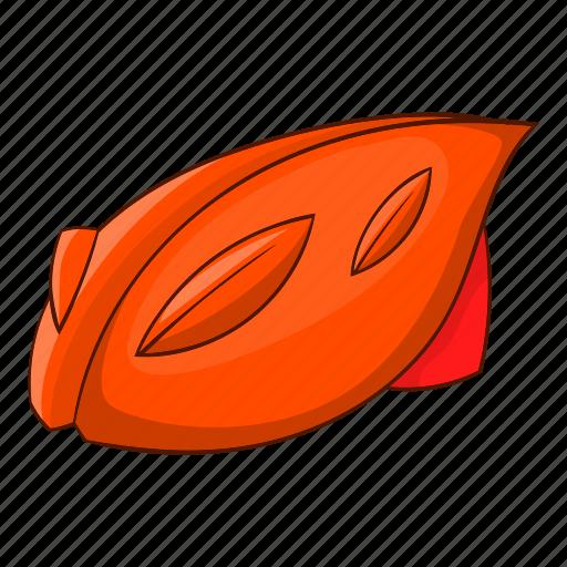 bicycle, bike, cartoon, helmet, illustration, protection, safety icon